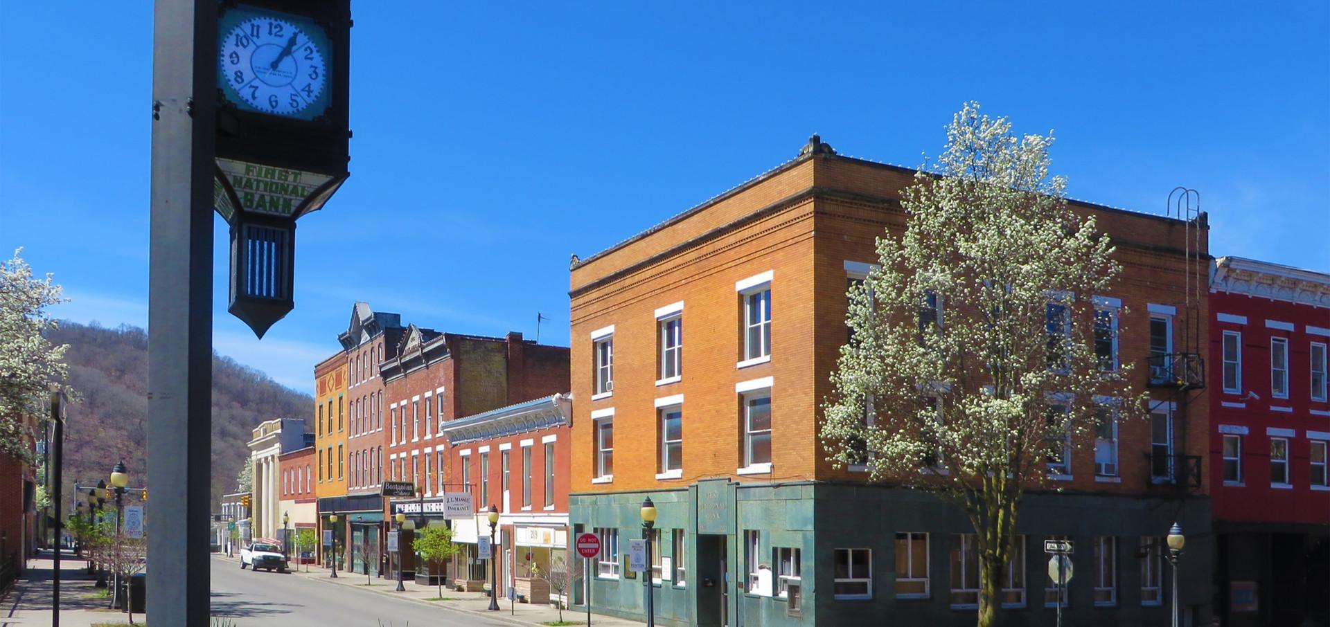 Hinton Historic District