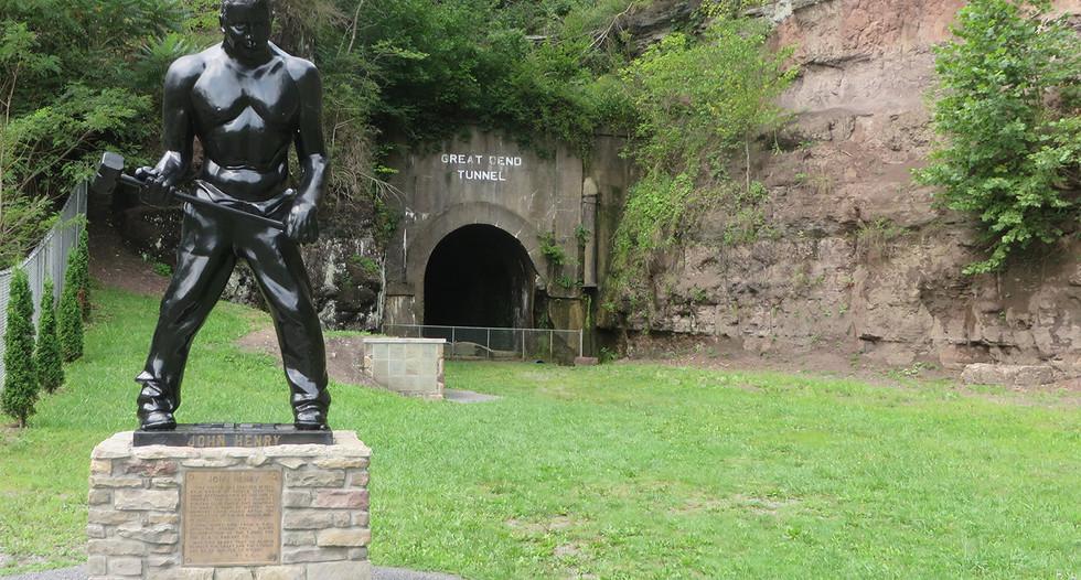 John Henry Historical Park