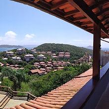 Balcone Suite Pousada Santorini