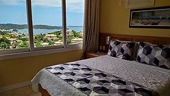 Suíte Dupla Deluxe Pousada Santorini