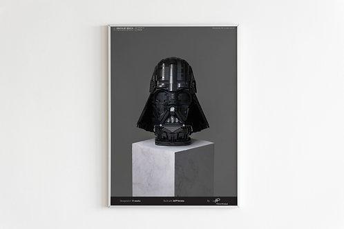 LEGO Darth Vader A2 poster 2