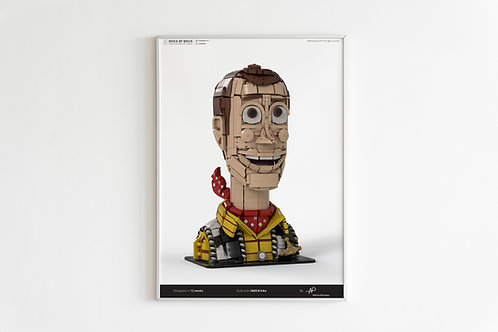 Woody A2 poster