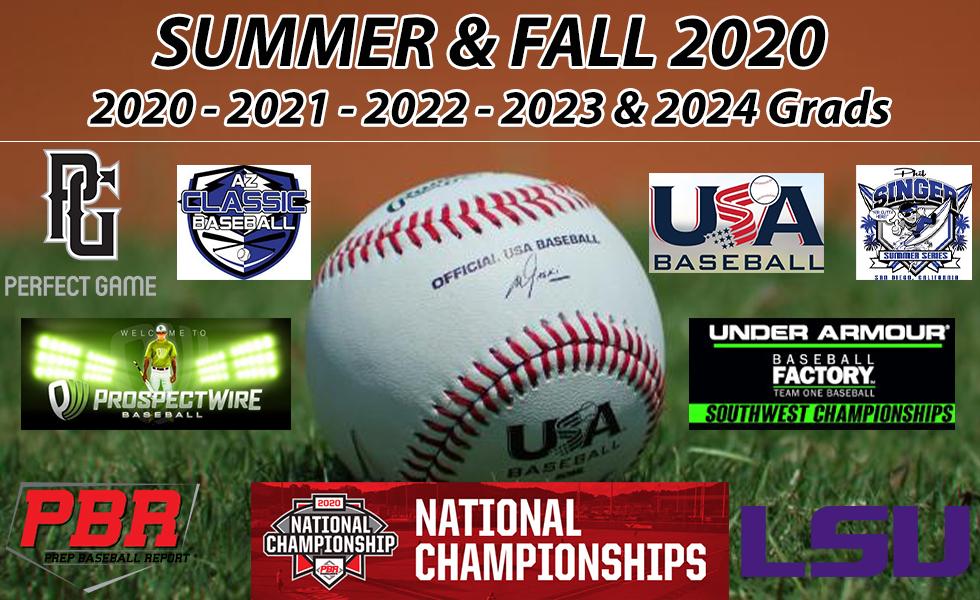 Summer & Fall - 2020