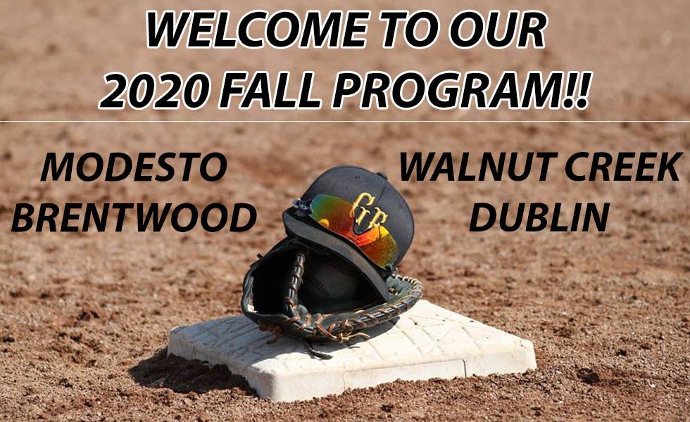 Fall Program (Welcome)