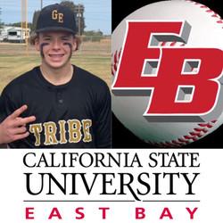 Trevor Munson - Cal State East Bay