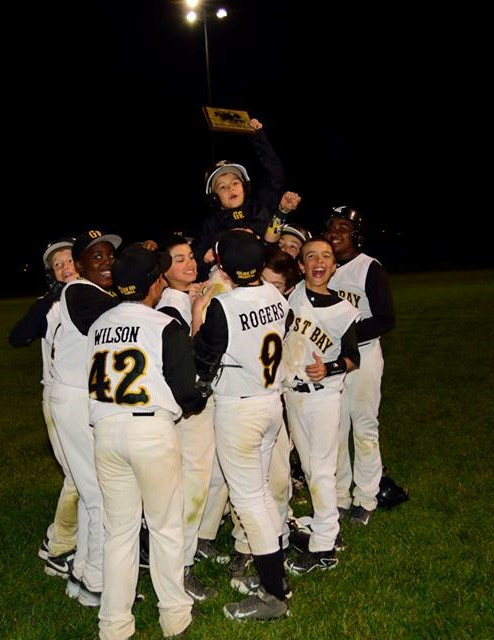 12U Team & Cody (Feb 28 March 1) 2015.jpg