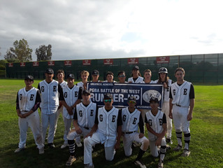 UNDERCLASS ADVANCES TO PERFECT GAME 'BATTLE OF THE WEST' CHAMPIONSHIP
