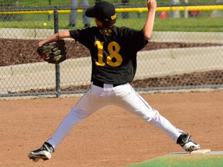 Hovey's Dominant Pitching Performance Leads 12U to Win in Cinco De Mayo Classic