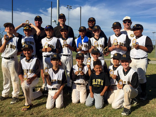 11U Advance to USSSA 'Firework Frenzy' Championship