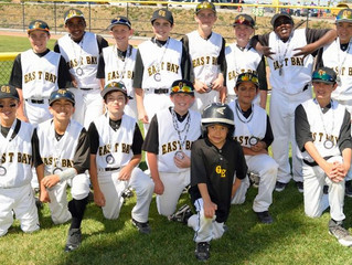 12U Advance to 5th straight championship to start 2015 season, up record to 21-5