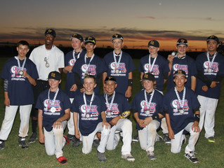 13U Win 5th straight Championship to start 2015 season, up record to 22-3