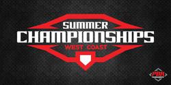 West Coast Summer Championships - PBR