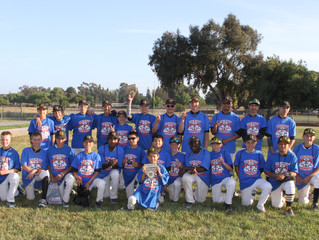 12U & 13U Win 'Ready to Rumble' NIT Tournament Championships