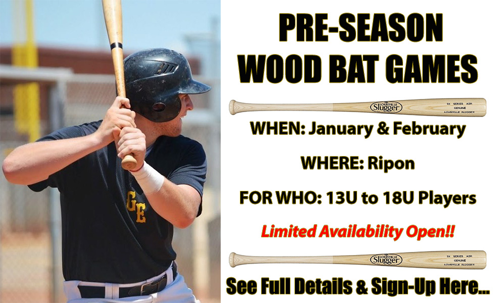 Pre-Season Wood Bat (2021)