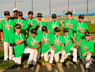 13U Up Record to 13-3 to Begin 2015, Win 4th Straight Tournament Championship