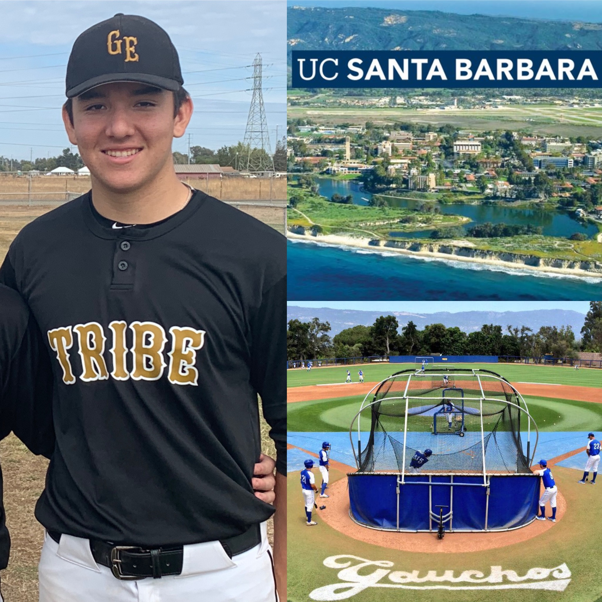 Ryan Gallagher - UC Santa Barbara