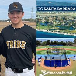 Ryan Gallagher - UC Santa Barbara