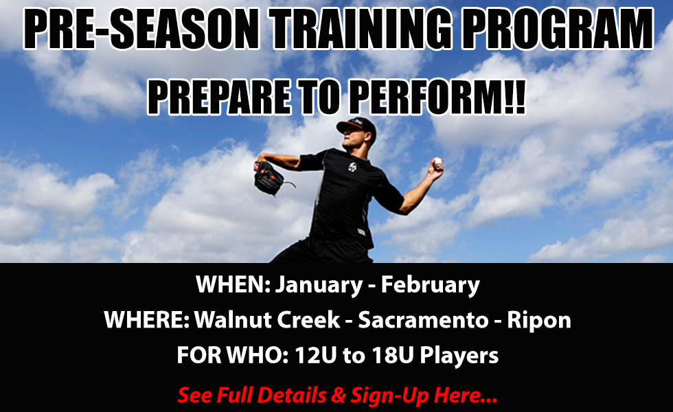 Pre-Season Training Program (2021) Websi