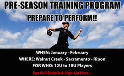 Pre-Season Training Program (2021) Websi