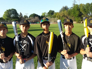 Molinar, Mott, Mooar, Pascual Nakamura & Ugot Have Huge Weekends at the Plate to Lead 13U to St.