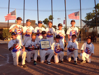 11U Advance to 5th Championship in Last 6 Tournaments, WIN MEMORIAL DAY CLASSIC!