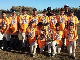 13U Win 4th of July Tournament Championship