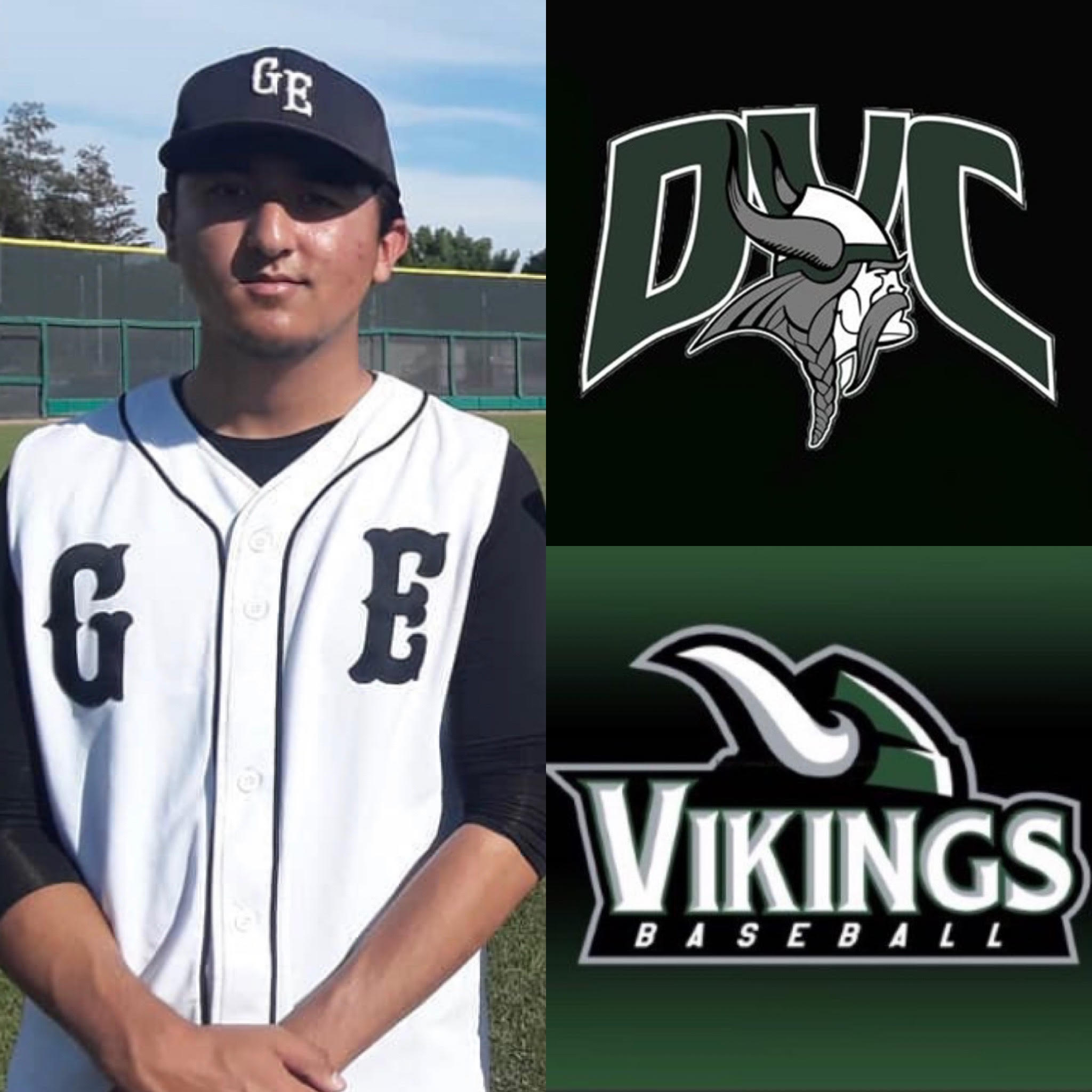 Jake Kermoain - Diablo Valley College