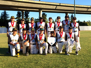 12U Advance to Ultimate Memorial Day Championship