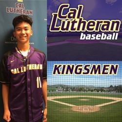 Joey Tan - Cal Luthern University
