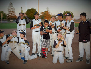 12U GOLDEN ERA REACH 5TH CHAMPIONSHIP OUT OF 6 TOURNAMENTS PLAYED