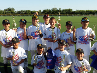11U Advance to 6th Championship in Last 7 Tournaments, WIN 'CHASE THE RINGS NIT'!