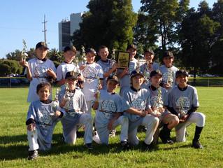 "11U Win ""Spring Bash"" Tournament Championship!"