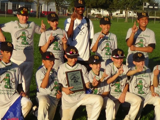 12U Golden Era Outscores Opponents 56-3 to Claim St. Patricks Day Championship