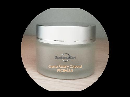 Crema Facial y Corporal PSORALIUS. 40 ml