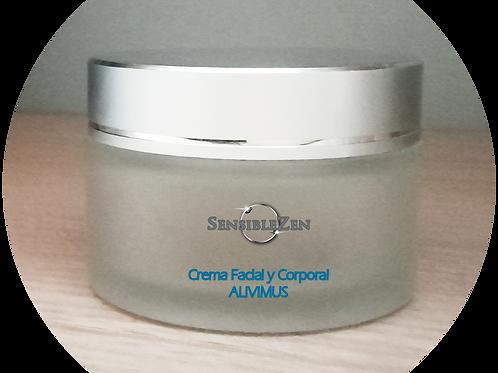 Crema Facial y Corporal ALIVIMUS. 100 ml.