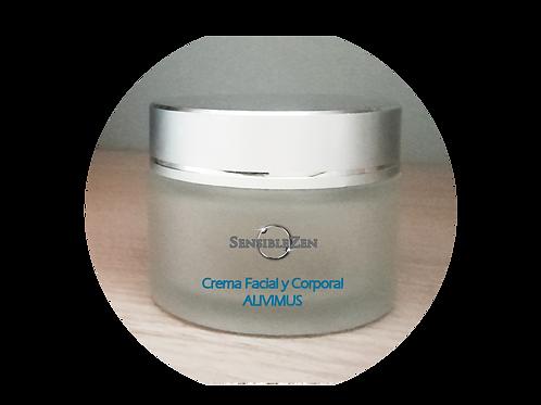Crema Facial y Corporal ALIVIMUS. 40 ml.