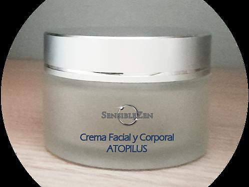 Crema Facial y Corporal ATOPILUS. 100 ml