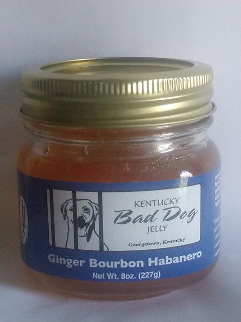 Ginger Bourbon Habanero
