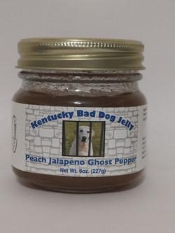 Peach Jalapeño Ghost Pepper