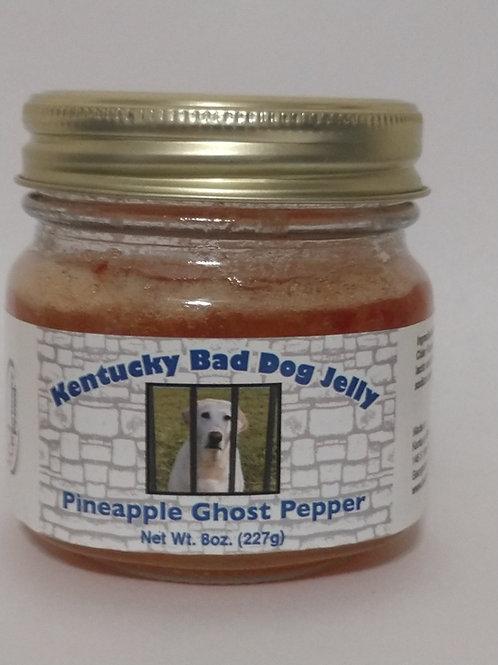 Pineapple Ghost Pepper