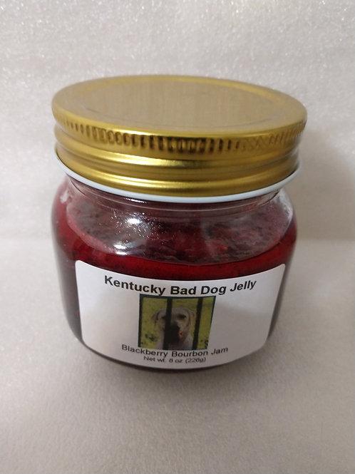 Blackberry Bourbon Jam