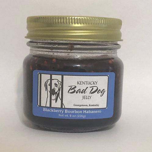 Blackberry Bourbon Habanero