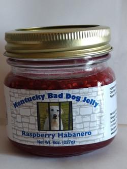 Raspberry Habanero