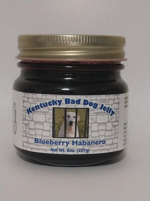 Blueberry Habanero