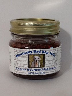 Cherry Bourbon Habanero