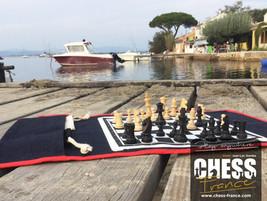 Jeu d'échecs de voyage   CHESS France