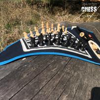 Échiquier   Chess France    exterieur nature