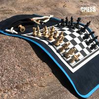 Échiquier   Chess France    exterieur rochers