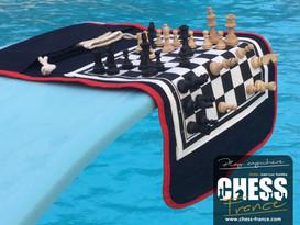 Jeu d'échecs de voyage | CHESS France | Piscine