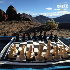 Roll Up & Magnetic Chess Set